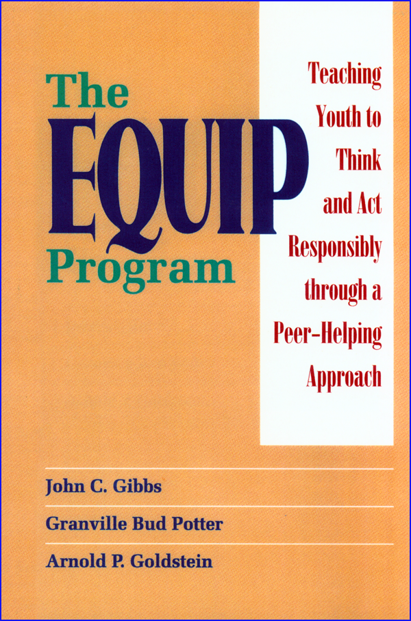 The Equip Program (cover)