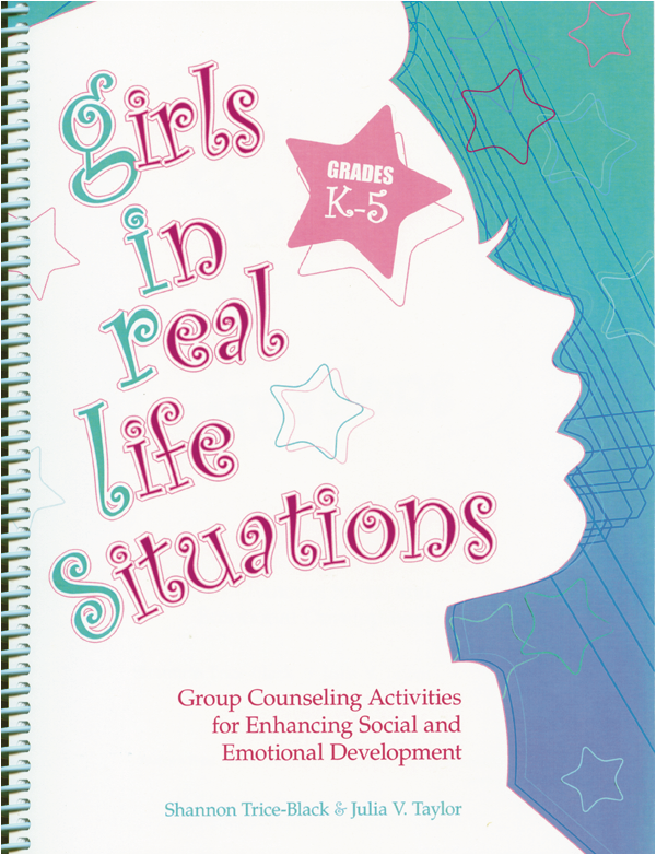 Girls in Real-Life Situations / Grades K-5 (cover)