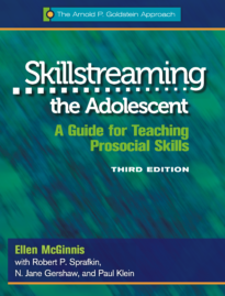 Skillstreaming the Adolescent (cover image)