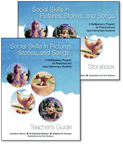 Social Skills in Pictures, Stories, and Songs: A Multisensory Program for Preschool and Early Elementary Students